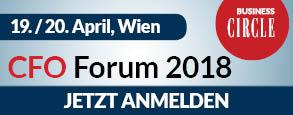 Business Circle CFO Forum 2018